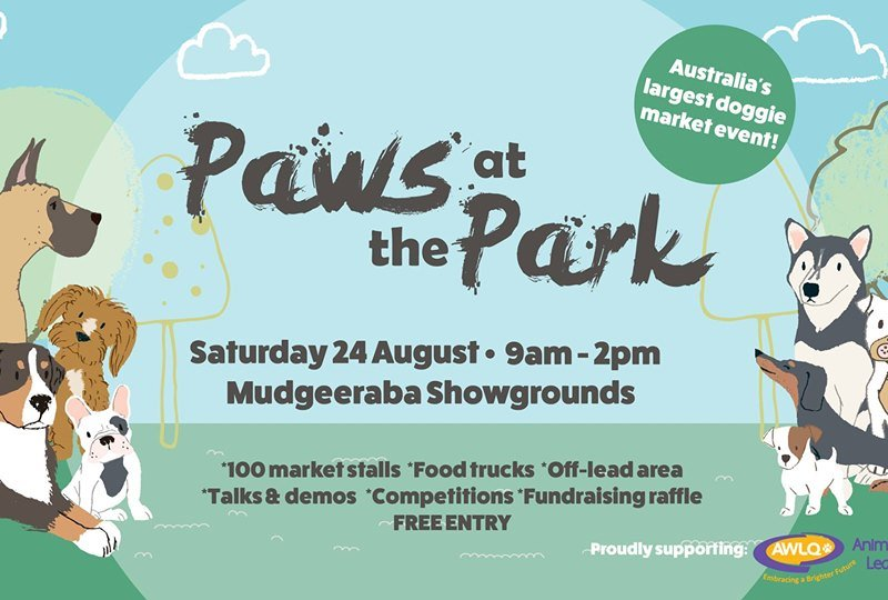 Photo From Paws At The Park August 2019 Event Page